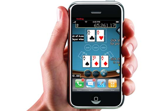 The History of sports betting on the iPhone