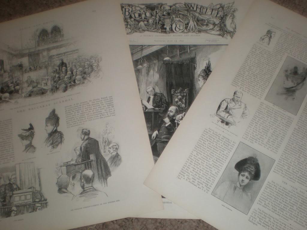 The Nineteenth Century Baccarat Scandal