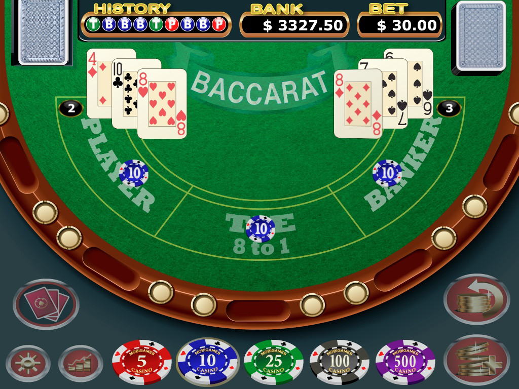 Getting To Grips With Baccarat