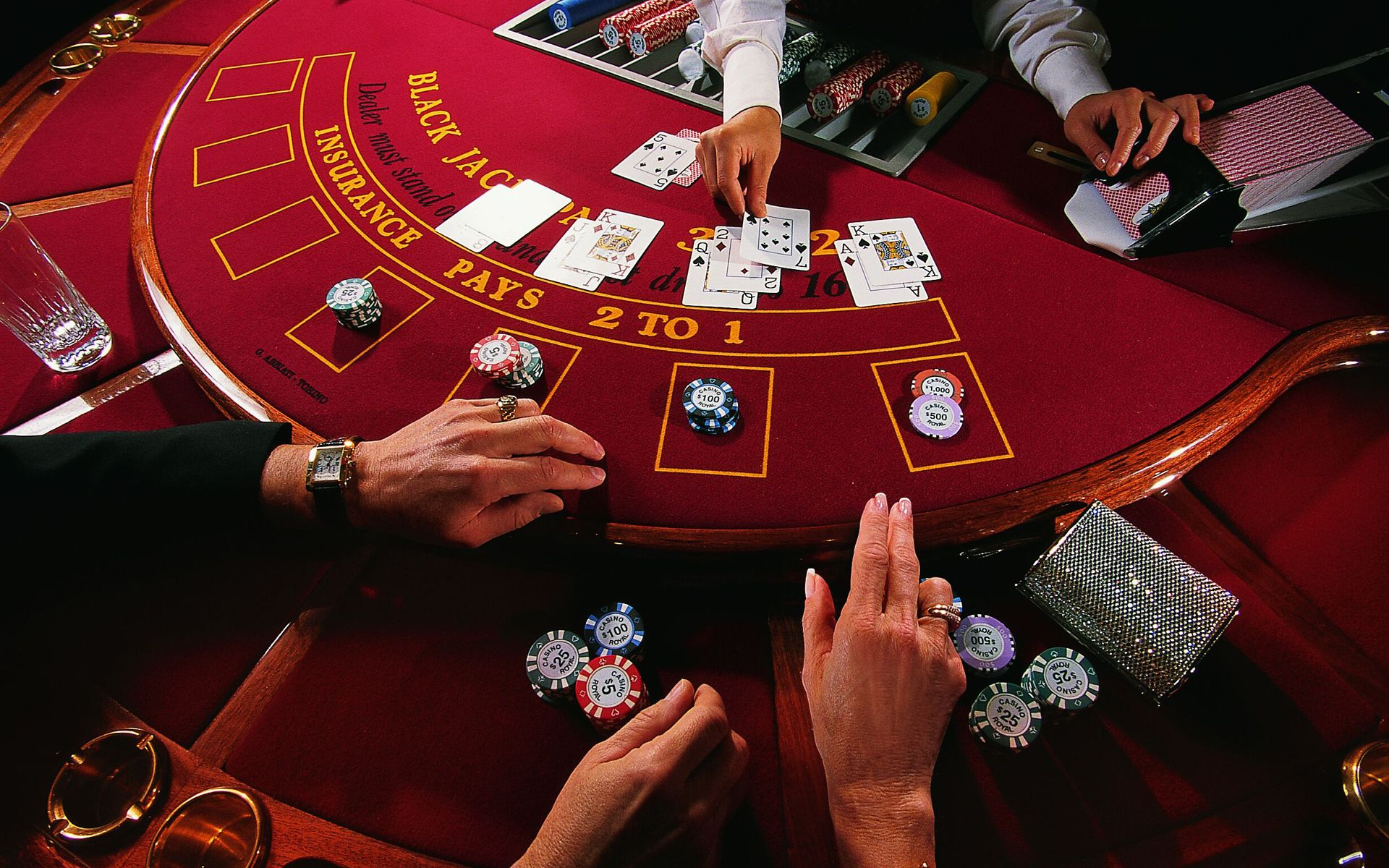 canada online blackjack