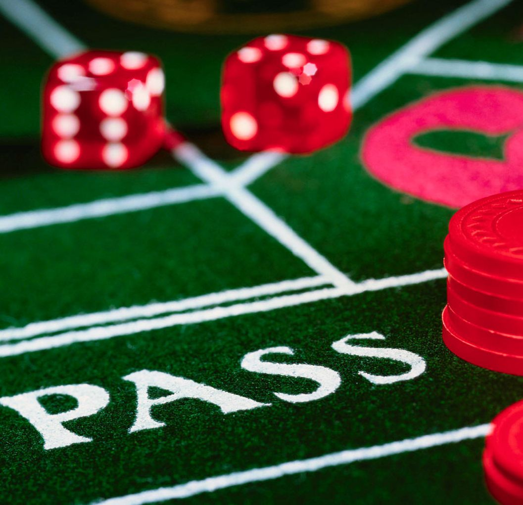 Spreading your bets at online Craps